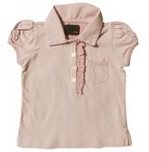 Fendi Pink Cotton Top