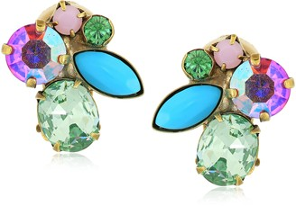 Rock & Candy Sorrelli Happy Birthday Rock Candy Clip-On Earrings