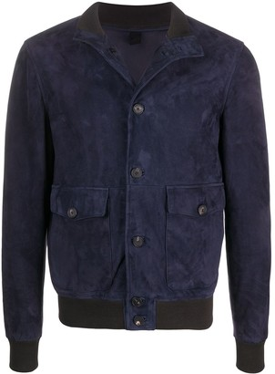 Tagliatore Martin bomber jacket