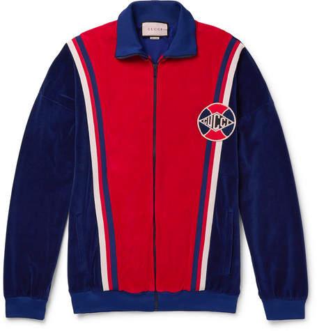 19e8e59d077 Gucci Blue Men s Sweatshirts - ShopStyle