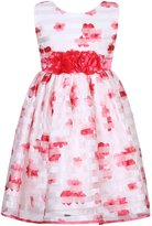 Richie House Girls' Party Princess Dress with Gauze Embroidery RH2612-A