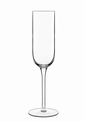 Luigi Bormioli Sublime Champagne Flute 210ml Set of 4