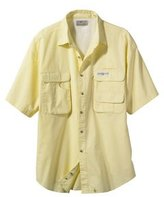 Hook & Tackle Men's Gulf Stream Short-Sleeve Fishing Shirt - 2XL