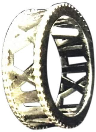Tiffany & Co. 18K White Gold & 0.29ct Diamond Atlas Open Ring Size 5.5
