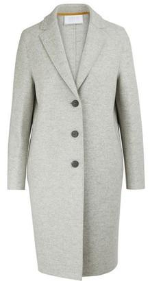 Harris Wharf London Felted wool coat