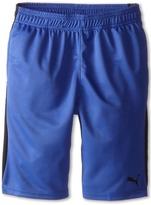 Puma Kids Form Stripe Shorts (Big Kids)