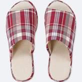 Uniqlo Madras Slippers