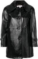 Chloé patent leather jacket