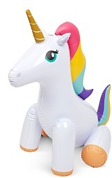 Sunnylife Inflatable Unicorn Sprinkler - Ages 3+