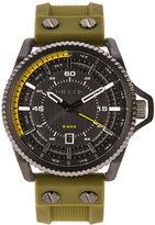 Diesel DZ1758 Black & Green Rollcage Watch