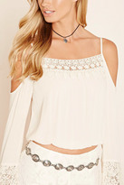 Forever 21 Concho Chain Belt
