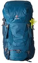 Deuter Futura Vario 45 + 10 SL (Denim/Arctic) Backpack Bags