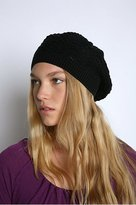 Wave Shell Knit Beret