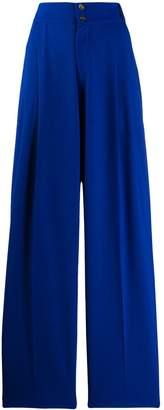 Alysi wide leg trousers