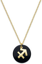 Giani Bernini Sagittarius Pendant Necklace in 18k Gold over Sterling Silver