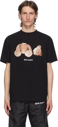 Palm Angels Black Bear T-Shirt