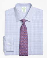Brooks Brothers Non-Iron Regent Fit Triple Tattersall Dress Shirt