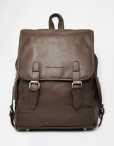 French Connection Backpack - Brown