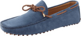 Bobbies L'Orfevre Suede Loafer