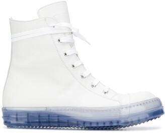Rick Owens Performa hi-top sneakers