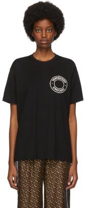 Burberry Black Logo T-Shirt
