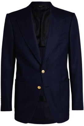 Tom Ford Shelton Single-Breasted Blazer