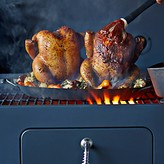Williams-Sonoma Two-in-One Vertical Chicken Roaster