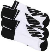 Nike Retro No Show Socks - 3 Pack - Women's