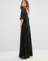 Millie Mackintosh Golden Detail Maxi Dress
