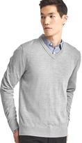 Gap Merino wool V-neck sweater