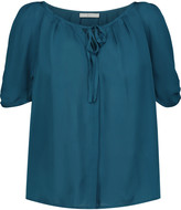 Joie Berkeley silk blouse