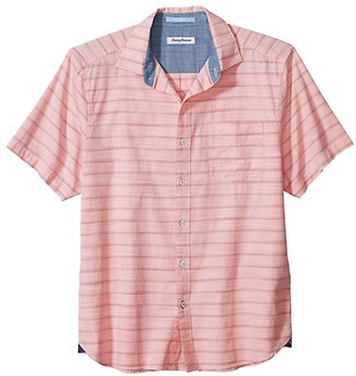Tommy Bahama Desert Breeze Striped Polo Shirt