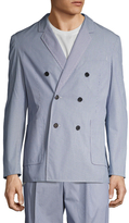 3.1 Phillip Lim Hand Tailored Double Breasted Sportcoat