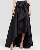 Adrianna Papell High/Low Ball Skirt