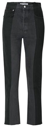 E.L.V. Denim Denim trousers