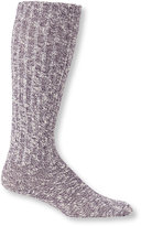 L.L. Bean Women's Cotton Ragg Knee-High Boot Socks