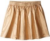 Little Marc Jacobs Fancy Iridescent Twill Skirt (Big Kids)
