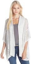 Ark & Co Women's Heathered Cocoon Cardigan