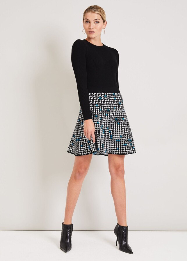 Phase Eight Elif Knitted Dress