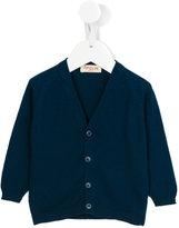 Amelia Milano - v-neck cardigan - kids - Cotton - 3-6 mth
