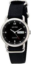 Jack Spade Men's WURU0055 Conway Analog DisplaySwiss Quartz Watch