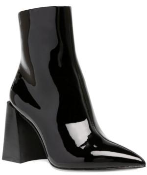 Steve Madden Women's Envied Block-Heel Booties