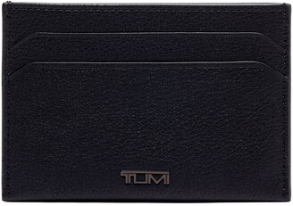 Tumi Nassau Slim Leather Card Case