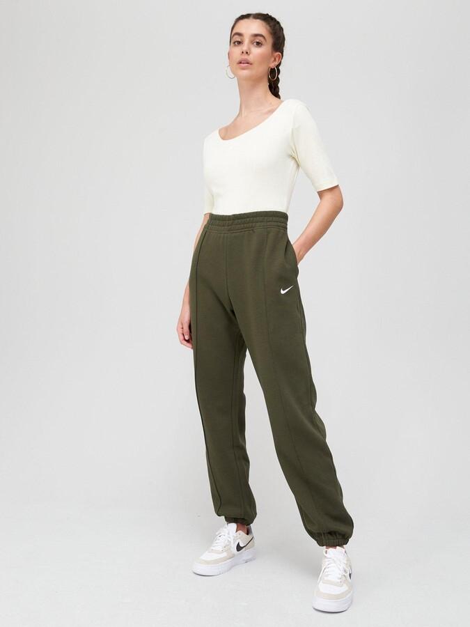Thumbnail for your product : Nike NSW Trend Fleece Pants - Khaki