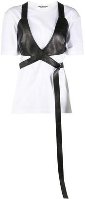 Junya Watanabe over vest T-shirt