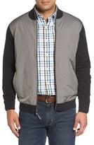 Peter Millar Men's Patterson Zip Hybrid Jacket