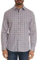 Robert Graham Grouper Plaid Regular Fit Button-Down Shirt