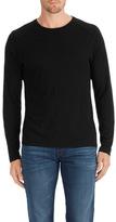 J Brand Zeta Long Sleeve Top in Black