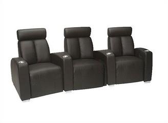 Bass Ambassador Home Theater Row seating (Row of 3