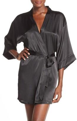 Jonquil Satin Robe